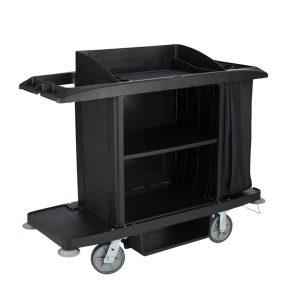 Carro ama de llaves Rubbermaid
