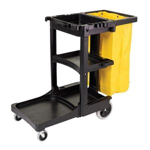 Carro de limpieza Rubbermaid