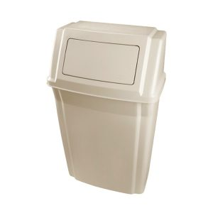 Contenedor de pared Rubbermaid Slim Jim