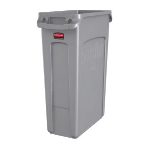 Cesto de basura delgado Rubbermaid Slim Jim