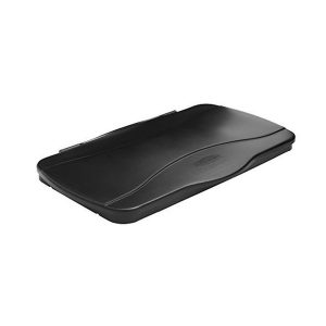 Tapa abisagrada cesto Slim Jim Rubbermaid